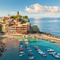 яхт-тур в Италию фото