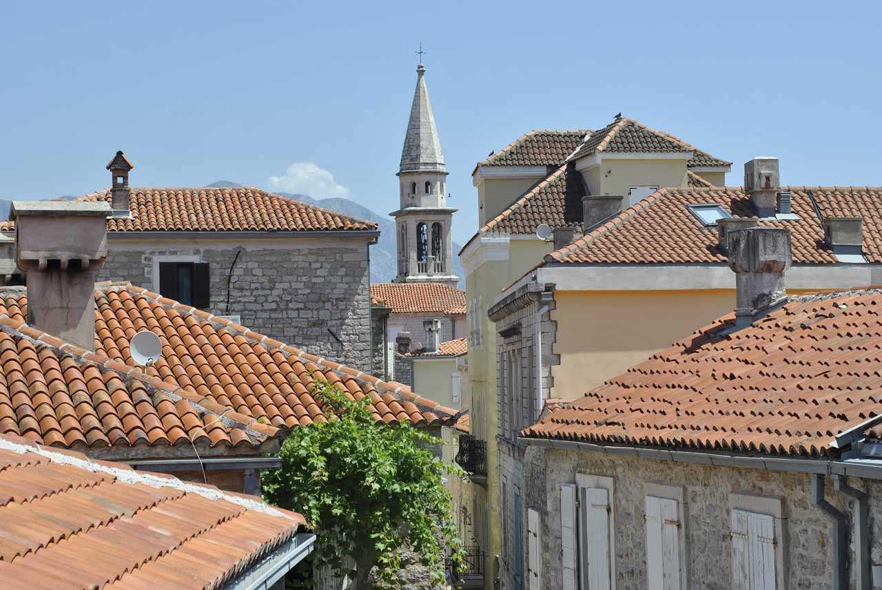 тур по Черногории на яхте фото
