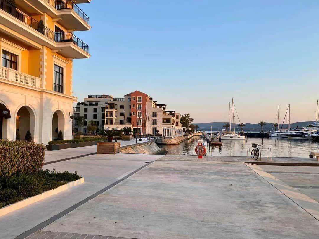 Черногория яхты фото