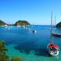тур в Грецию на яхте фото