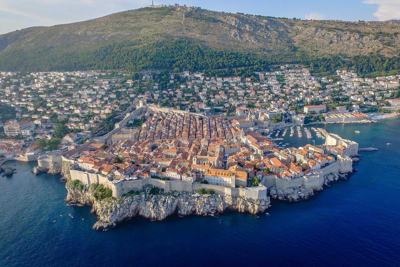 яхт-тур по Хорватии