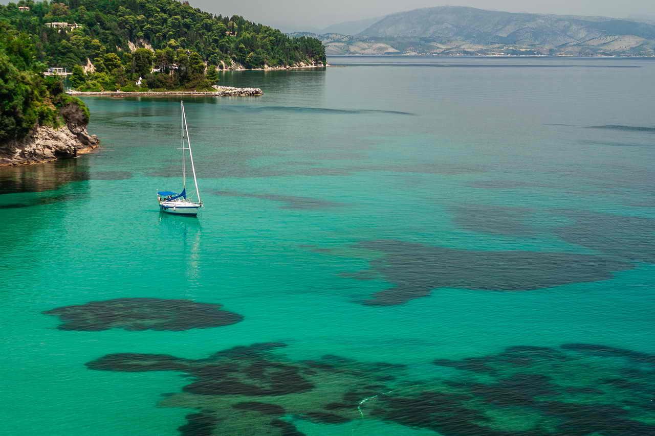 тур в Грецию на яхте
