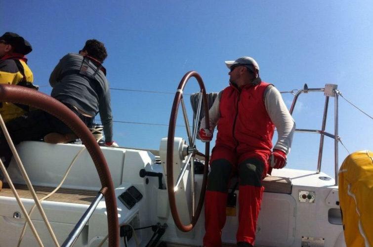 обучение яхтингу на яхте фото