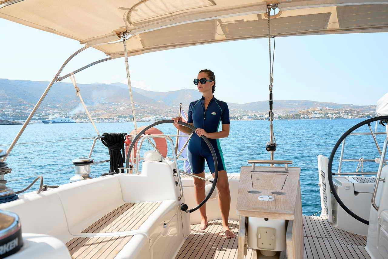 индивидуальный тур на яхте