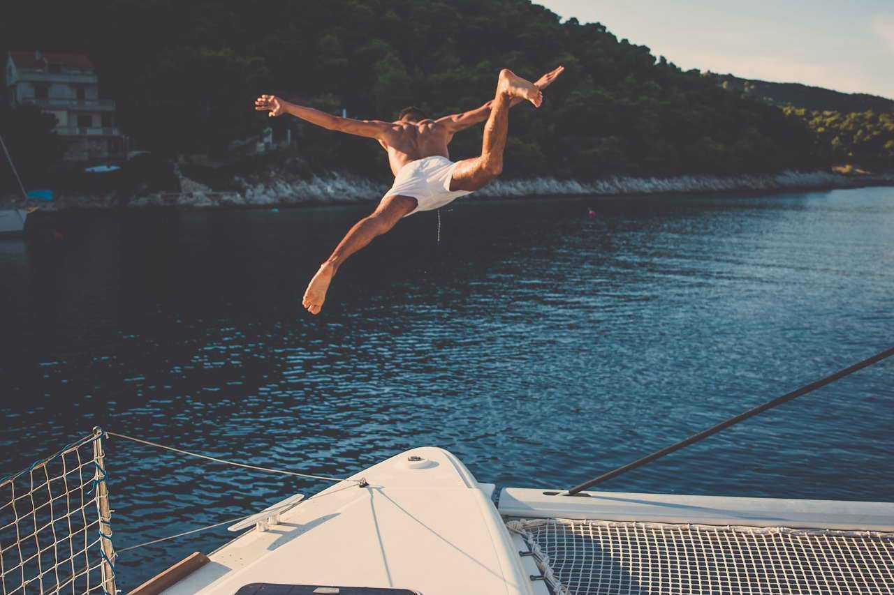 персональное путешествие на яхте