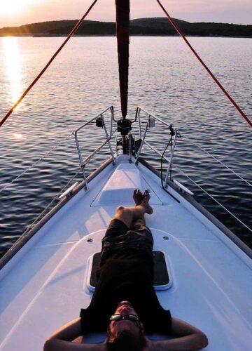 персональный тур на яхте
